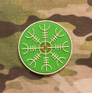 JTG Helm of Awe PVC Patch