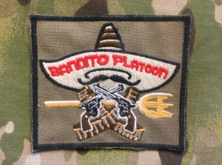 LaPatcheria Bandito Platoon Patch