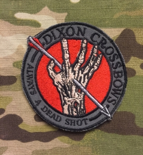 LaPatcheria Daryl Dixon Crossbow Patch