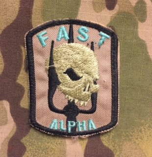 LaPatcheria DEA Fast Team Alpha Patch