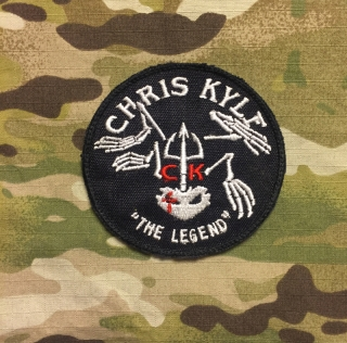 LaPatcheria Chris Kyle The Legend Patch