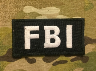 LaPatcheria FBI Patch