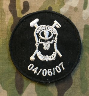 LaPatcheria Bin Laden 04/06/07 Patch