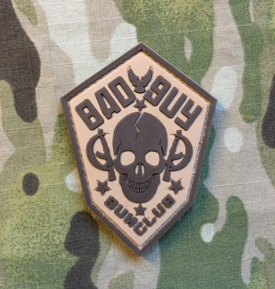 LaPatcheria Bad Guy - Gun Club PVC Patch