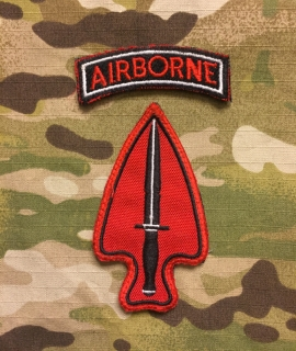 LaPatcheria Airborne Delta Force Patch