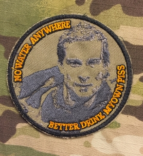 LaPatcheria Bear Grylls Patch